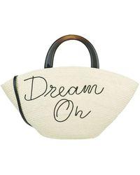 Eugenia Kim - Carlotta Dream On Straw Bag - Lyst