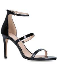 Kurt Geiger - Patent Park Lane Sandals 95 - Lyst