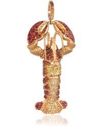 Annoushka - Mythology Lobster Locket - Lyst