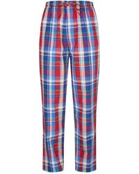 Polo Ralph Lauren - Check Pyjama Trousers - Lyst
