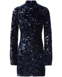 Alexis - Rhapsody Sequin Mini Dress - Lyst