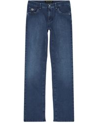 Zilli - Slim Fit Jeans - Lyst