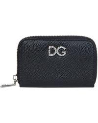Dolce & Gabbana - Leather Coin Purse - Lyst