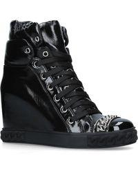 ffecd428428 Lyst - Women s Casadei Wedge boots Online Sale