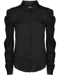MILLY - Charlie Blouse - Lyst