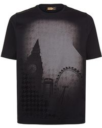 Zilli - London Skyline T-shirt - Lyst