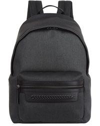 Stella McCartney | Falabella Backpack, Grey, One Size | Lyst