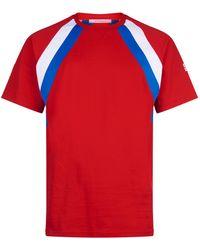 Givenchy - Diagonal Stripe T-shirt - Lyst