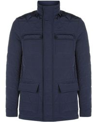 Pal Zileri - Quilted Jacket - Lyst