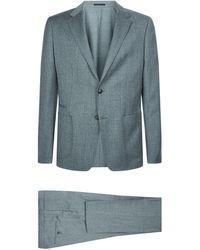 Ermenegildo Zegna - Wool Two-piece Suit - Lyst