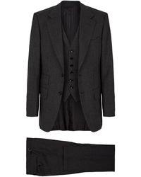 Tom Ford - Check Suit - Lyst