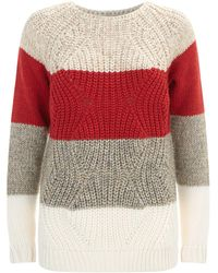 Barbour - Striped Padstow Sweater - Lyst