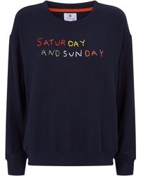 Sundry - Saturday And Sunday Sweater - Lyst