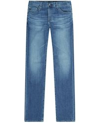 AG Jeans - The Graduate Skinny Jeans - Lyst