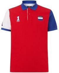 Hackett - Russia Polo Shirt - Lyst