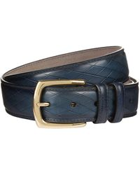 Harrods - Overcheck Belt - Lyst