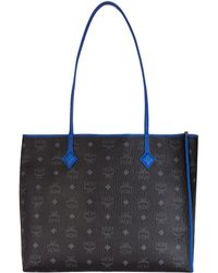 MCM - Medium Kira Visetos Shopper Tote - Lyst