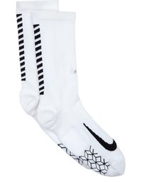 Nike - Elite Cushioned Running Socks - Lyst