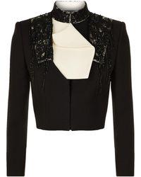 Alexander McQueen - Embellished Victorian Jacket - Lyst