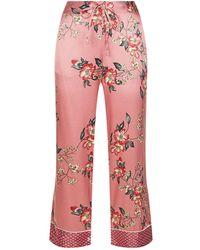 Joie - Reeda Floral Pyjama Trousers - Lyst