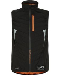 Armani - Ventus Quilted Gilet - Lyst