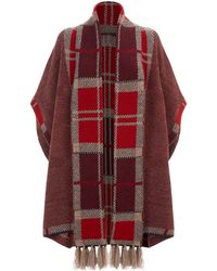 Barbour - Dunnit Cape - Lyst