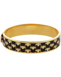 Halcyon Days - Bee Trellis Bangle - Lyst