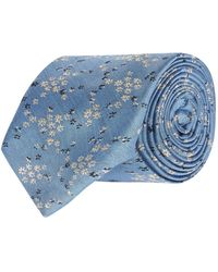 Paul Smith - Scattered Floral Tie - Lyst