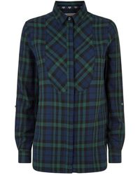 Barbour - Plaid Padstow Shirt - Lyst