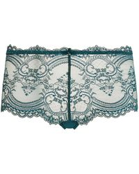 Wacoal - Chrystalle Lace Shorts - Lyst