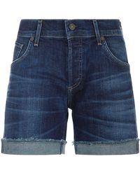 Citizens of Humanity - Skyler Denim Shorts - Lyst