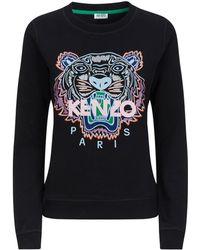 KENZO - Tiger Iconsweatshirt - Lyst