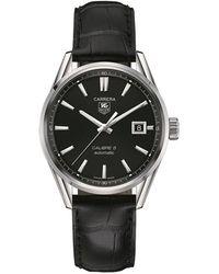 Tag Heuer - Carrera Calibre 5 Quartz Watch - Lyst
