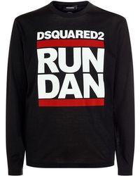 DSquared² - Run Dan T-shirt - Lyst