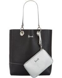 Harrods - Reversible Fern Tote Bag - Lyst