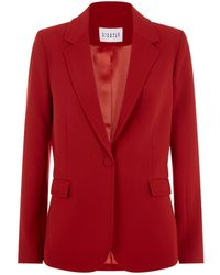 Claudie Pierlot - Tailored Blazer - Lyst