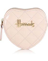 Harrods - Christie Heart Purse - Lyst