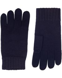 Polo Ralph Lauren - Merino Wool Ribbed Beanie Hat - Lyst
