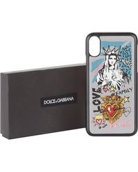 Dolce & Gabbana - Love Iphone X Case - Lyst