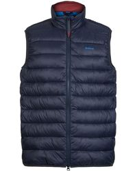 Barbour - Crone Quilted Gilet - Lyst