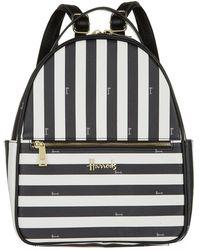 Harrods - Boutique Multi Stripe Backpack - Lyst