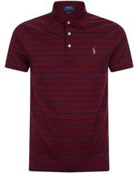 Polo Ralph Lauren - Striped Polo Shirt - Lyst