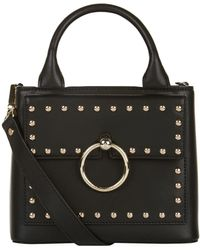 900437807ca1 Claudie Pierlot - Small Studded Top Handle Bag - Lyst
