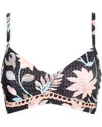 Seafolly | Bali Hai Bikini Bralette | Lyst