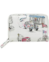 Cath Kidston - Limited Edition London Print Pocket Purse - Lyst