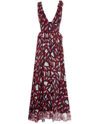 Pinko - Albizia Maxi Dress - Lyst