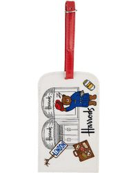 Harrods - Paddington Bear Luggage Tag - Lyst