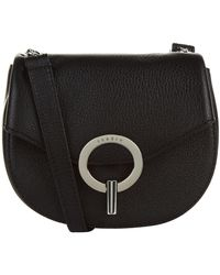 Sandro - Leather Cross Body Bag - Lyst