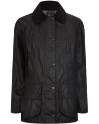 Barbour - Beadnell Waxed Jacket - Lyst