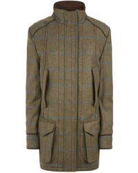 James Purdey & Sons - Tweed Field Coat - Lyst